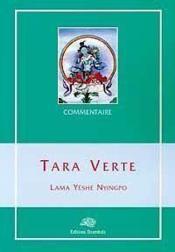 Tara verte - Couverture - Format classique