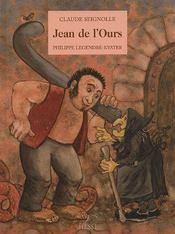 Jean de l'ours - Intérieur - Format classique