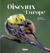 Oiseaux d'Europe - Couverture - Format classique
