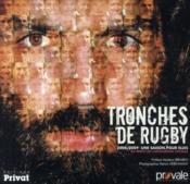 Tronches de rugby par ceux qui l'ont vécue (édition 2008/2009) - Couverture - Format classique