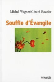 Souffle d'évangile - Couverture - Format classique