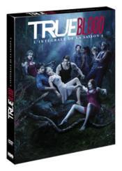 True Blood - L'Intégrale De La Saison 3 - Couverture - Format classique
