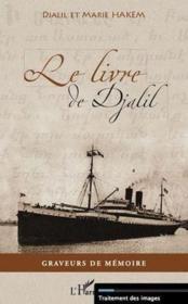 Le livre de Djalil - Couverture - Format classique
