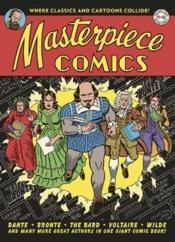 Masterpiece comics - Couverture - Format classique