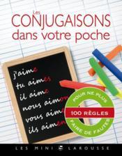 telecharger Les conjugaisons dans votre poche livre PDF/ePUB en ligne gratuit