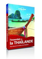 L'essentiel de la Thaïlande (2e édition) - Couverture - Format classique