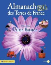 Almanach des terres de France (édition 2013) - Couverture - Format classique