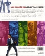 Les comédies à la française ; 250 films incontournables du cinéma comique français ! - 4ème de couverture - Format classique