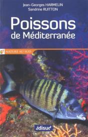 Poissons de Méditerranée - Couverture - Format classique