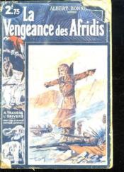 La Vengeance Des Afridis. - Couverture - Format classique