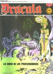 Dracula N° 20. La Diosa De Las Profundidades. Texte En Espagnol. Bande Dessinee Pour Adultes. - Couverture - Format classique