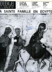 Bible Et Terre Sainte, N° 106, Dec. 1968 - Couverture - Format classique