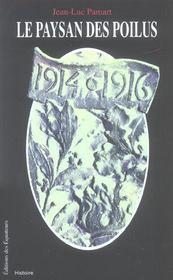 Paysan des poilus - Intérieur - Format classique