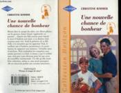 Une Nouvelle Chance De Bonheur - Husband In Training - Couverture - Format classique