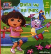Dora va au parc - Couverture - Format classique