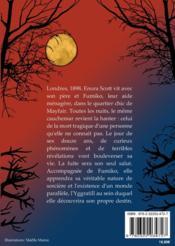 Enora Scott ; le médaillon d'Acrux - 4ème de couverture - Format classique