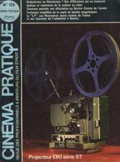 Plaisirs Du Cinema N°126 - Couverture - Format classique