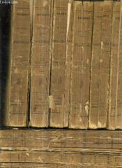 Oeuvres Completes De Shakspeare / Traduction De Mguizot Nouvelle Edition Entierepment Revue Avec Une Etude Sur Shakspeare Des Notices Sur Chaque Piece Et Des Notes / En 8 Tomes / Tomes 1 + 2 + 3 + 4 + 5 + 6 + 7 + 8. - Couverture - Format classique