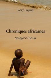 Chroniques africaines - Couverture - Format classique