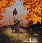 Legendes De La Garde - 4ème de couverture - Format classique