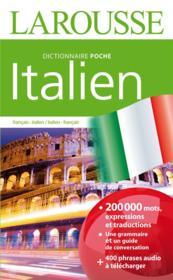 Italien ; français-italien / italien-français - Couverture - Format classique