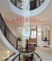 Classic contemporary - Couverture - Format classique