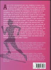 Courir au féminin ; une passion - 4ème de couverture - Format classique