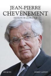 Passion de la France - Couverture - Format classique