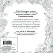 Le petit livre de coloriage ; forêt tropicale - 4ème de couverture - Format classique