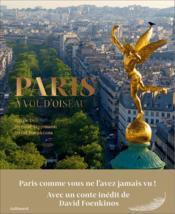 Paris à vol d'oiseau - Couverture - Format classique