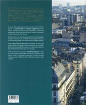 Paris à vol d'oiseau - 4ème de couverture - Format classique