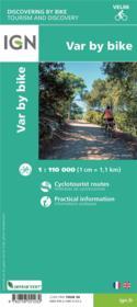 VEL06 ; e Var à vélo - Couverture - Format classique