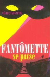 Fantômette se pacse - Intérieur - Format classique