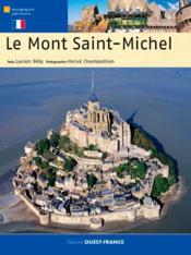 Le mont-saint-michel - Couverture - Format classique