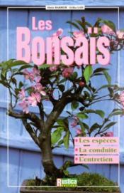 Decouvrir Et Reussir Bonsais (Les) - Couverture - Format classique
