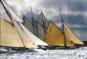 Mythiques yachts classiques - 4ème de couverture - Format classique