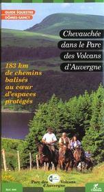 Chevauchee dans le parc des volcans d'auvergne domes sancy guide equestre - Intérieur - Format classique