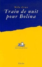 Train de nuit pour Bolina - Couverture - Format classique