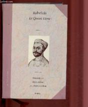 Quart livre - Couverture - Format classique