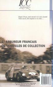 Le guide du collectionneur moto (édition 2005) - 4ème de couverture - Format classique