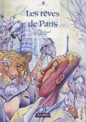 Les rêves de Paris - Couverture - Format classique