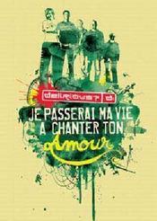 Je Passerai Ma Vie A Chanter Ton Amour - Intérieur - Format classique