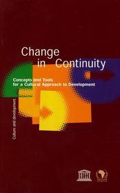 Change in continuity - Intérieur - Format classique