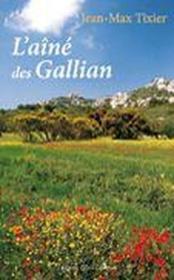 L'aîné des Gallian - Couverture - Format classique