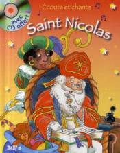 Écoute et chante ; Saint Nicolas - Couverture - Format classique