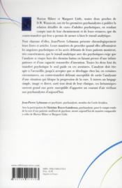 Marion Milner et Margaret Little ; actualité de leur travail avec des psychotiques - 4ème de couverture - Format classique