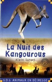 La nuit des kangourous - Couverture - Format classique