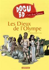 C'est leur histoire t.3 ; les dieux de l'olympe - Couverture - Format classique