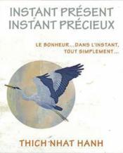 Instant présent, instant précieux ; coffret (2e édition) - Couverture - Format classique