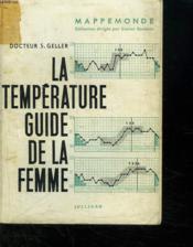 La Temperature Guide De La Femme. - Couverture - Format classique